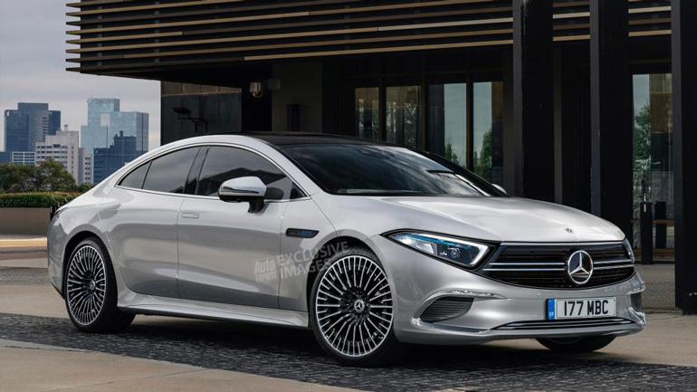 Mercedes-Benz готовит к выпуску свой лучший седан в истории 1