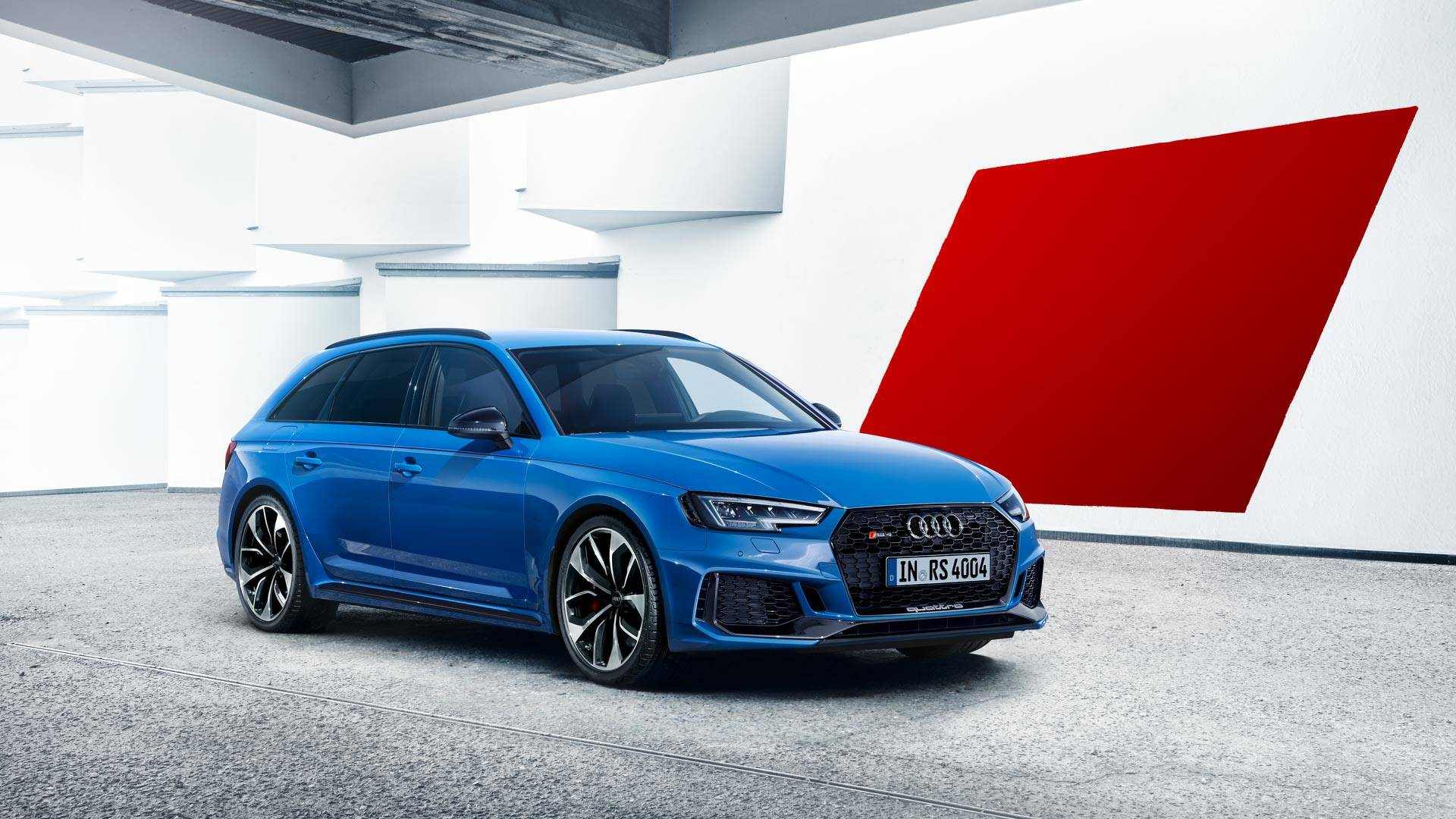 Audi разыграет в лотерею спорткар 1