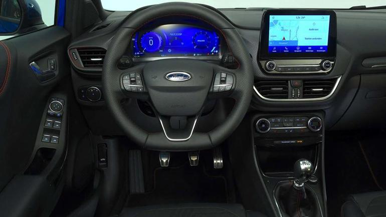 Опубликованы цены нового Ford Puma 2