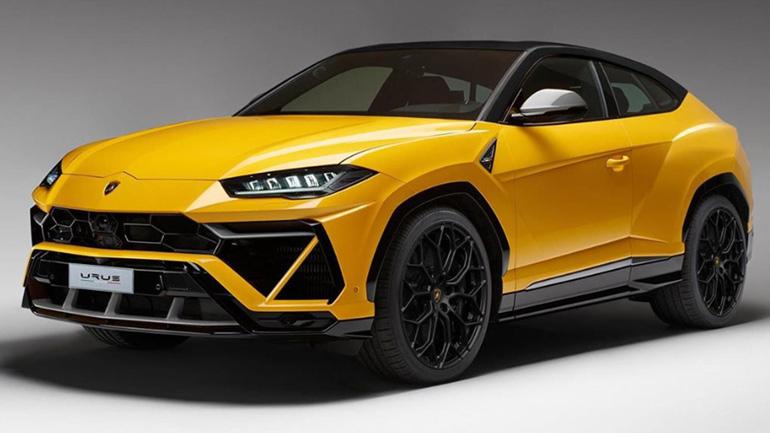 Lamborghini Urus получил двухдверное исполнение 1