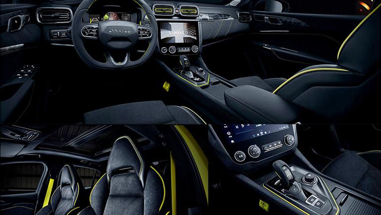 Компания Lynk & Co представила «заряженный» седан 2