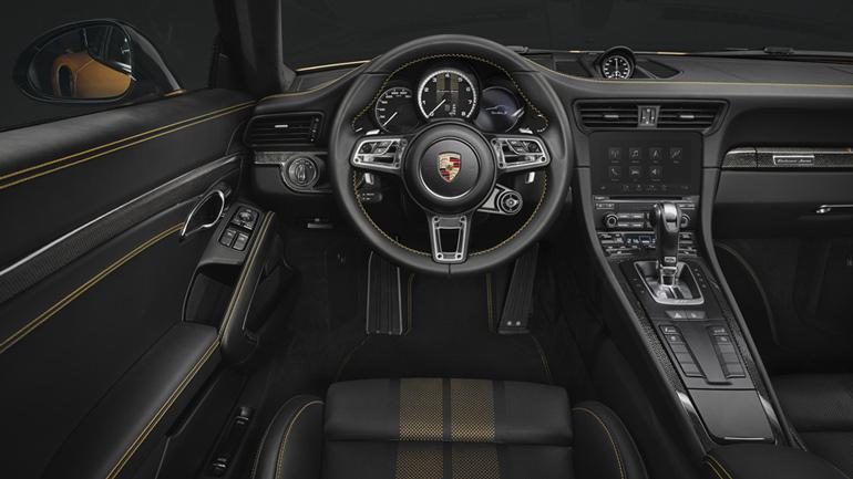 В США продается кабриолет Porsche 911 Turbo S Exclusive Series 2