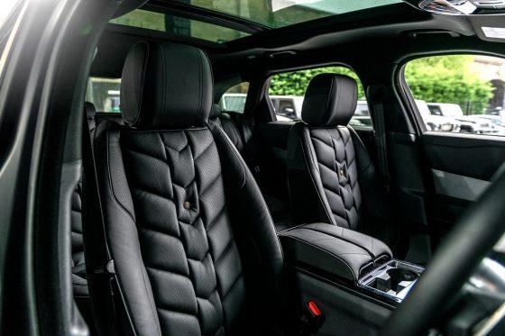 Самый шикарный Range Rover пережил тюнинг 4