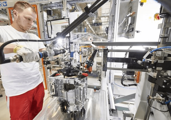 Audi нарастит производство электромоторов на своем заводе в Венгрии 1