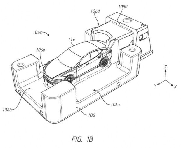 Tesla будет штамповать кузов Model Y целиком 2