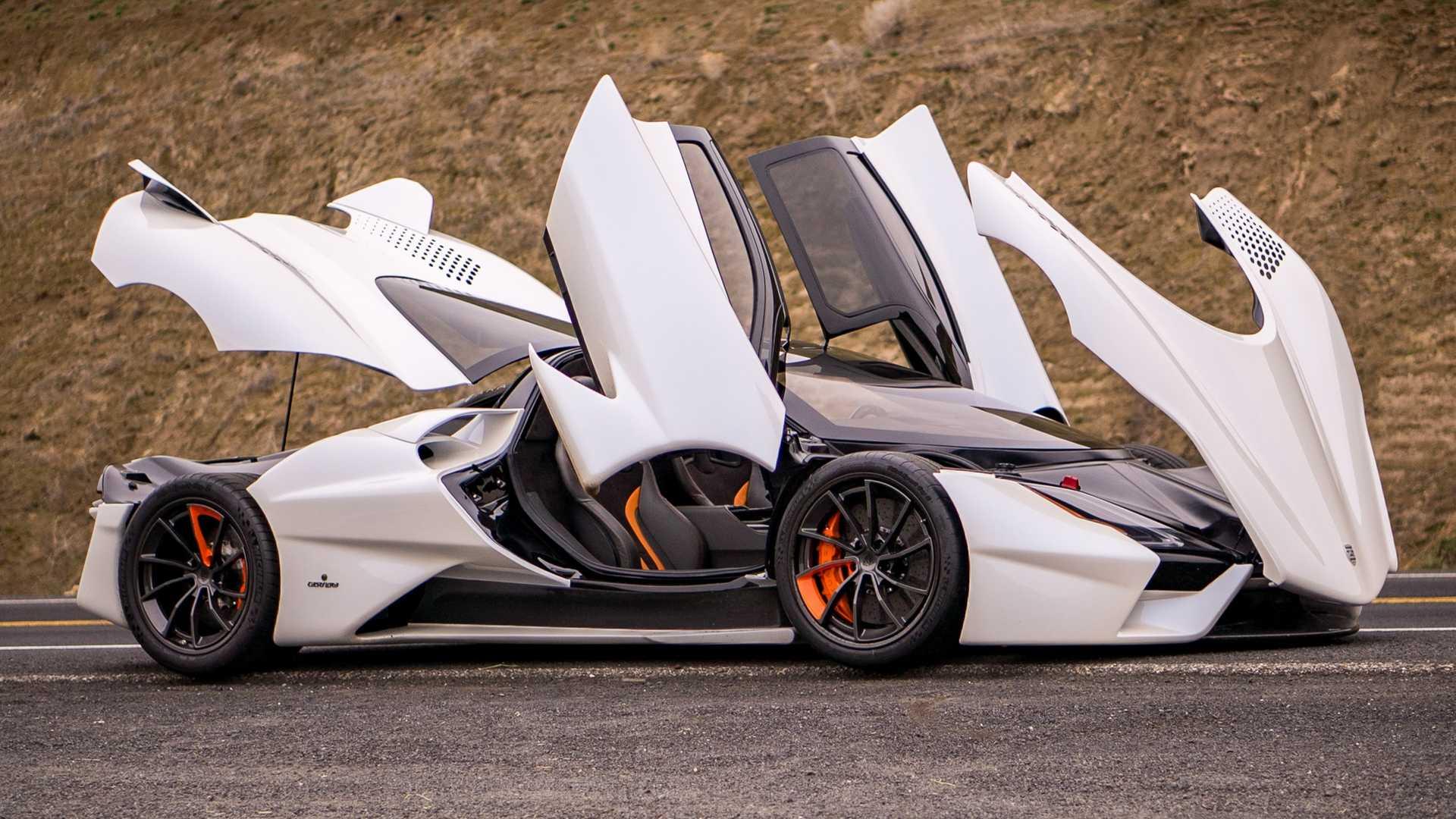 Самый быстрый гиперкар в мире готов появиться на публике 2