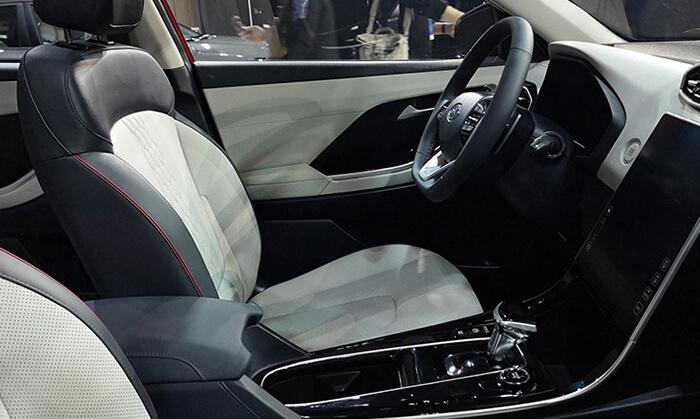 Новый Hyundai ix25/Creta впервые засняли при дневном свете 2
