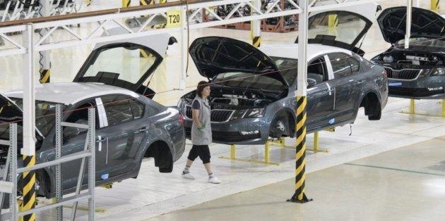 За последние полгода Украина экспортировала автомобилей на $5 млн 1