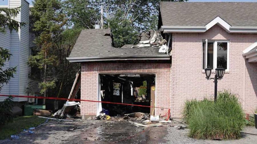 Кроссовер Hyundai Kona Electric взорвался в гараже 1