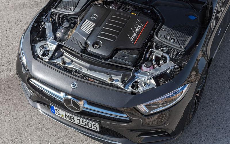 Mercedes-Benz теряет двигатели 1