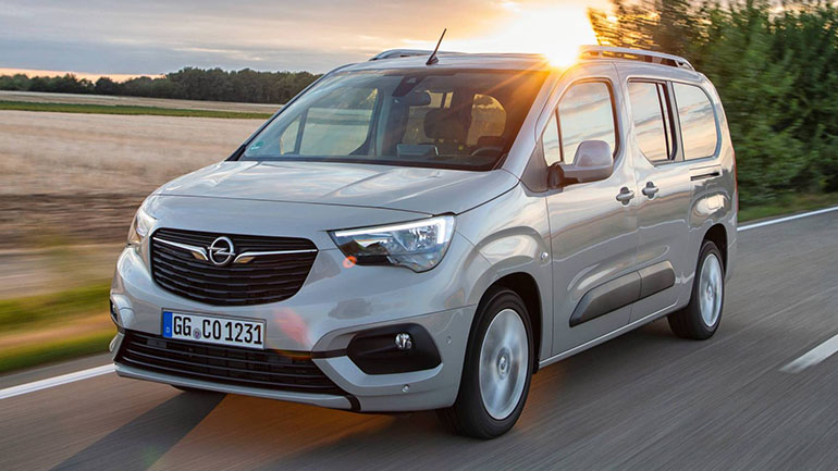 Opel анонсировал новый двигатель для Combo Life 1