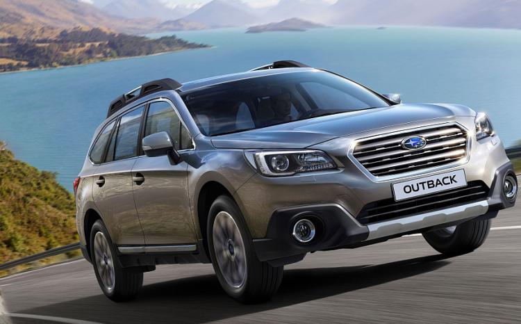 Subaru запустила серийное производство моделей Legacy и Outback 2020 1