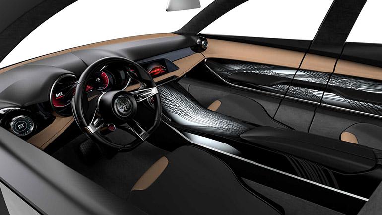 Alfa Romeo показала первые рендеры серийного Tonale 1