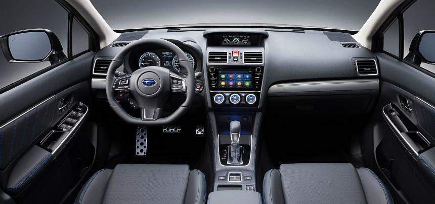 Европейский универсал Subaru Levorg лишился турбомоторов 4