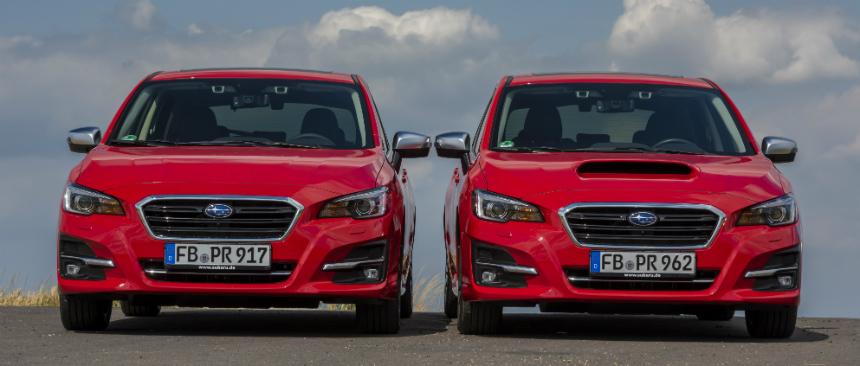 Европейский универсал Subaru Levorg лишился турбомоторов 2