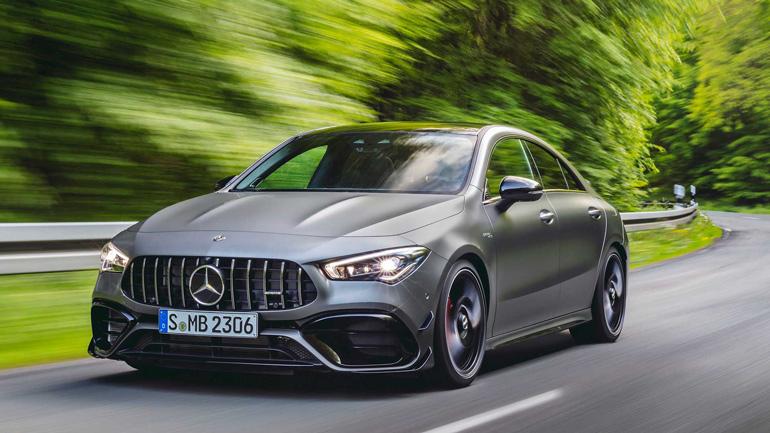 Автомобили Mercedes-AMG следующего поколения станут тише 1