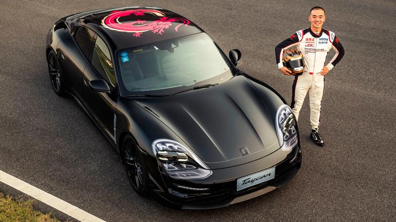 Porsche собрал более 30 тысяч предзаказов на новый Taycan 1