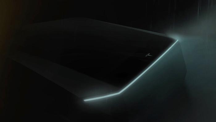 Названа дата выхода первого пикапа Tesla 1