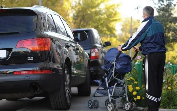 В Киеве появился сервис для проверки штрафов за парковку 1