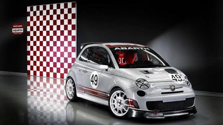 В сети появились изображения «заряженного» Fiat Panda 1