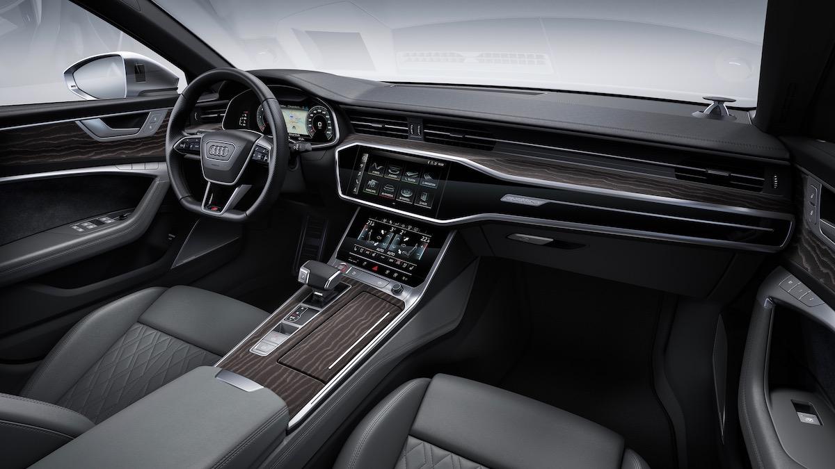 Бензиновый Audi S6 лишился V8 3