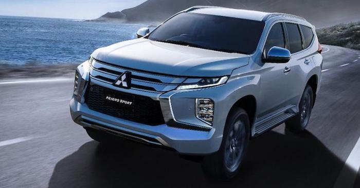 Новый Mitsubishi Pajero Sport представлен официально 1