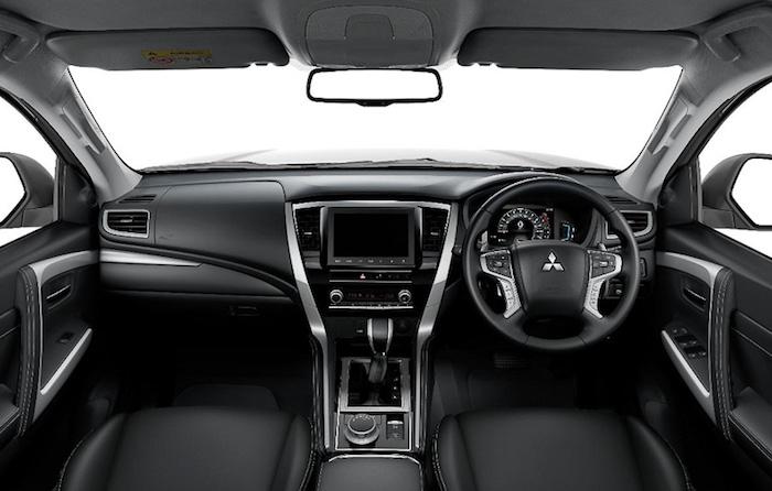 Новый Mitsubishi Pajero Sport представлен официально 2