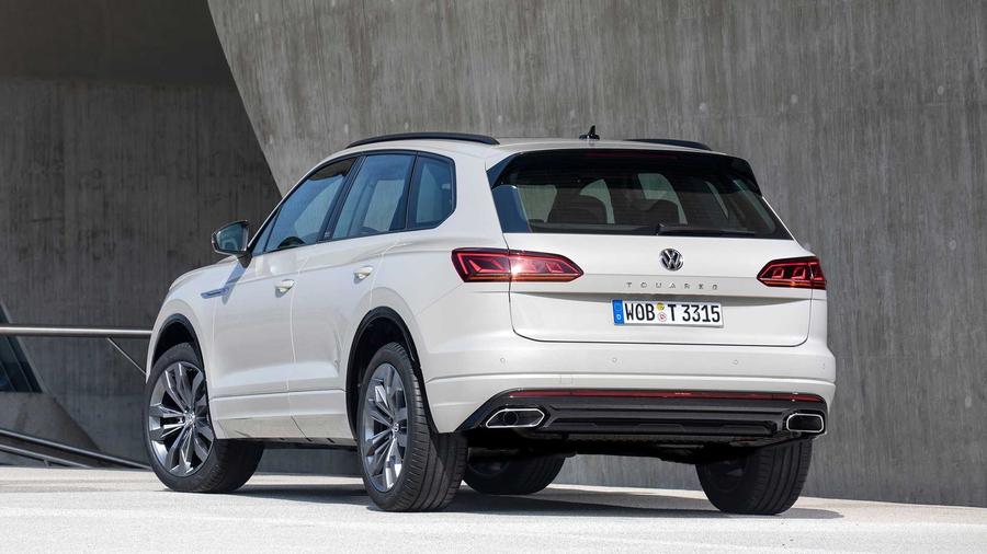 Выпущен миллионный Volkswagen Touareg 2