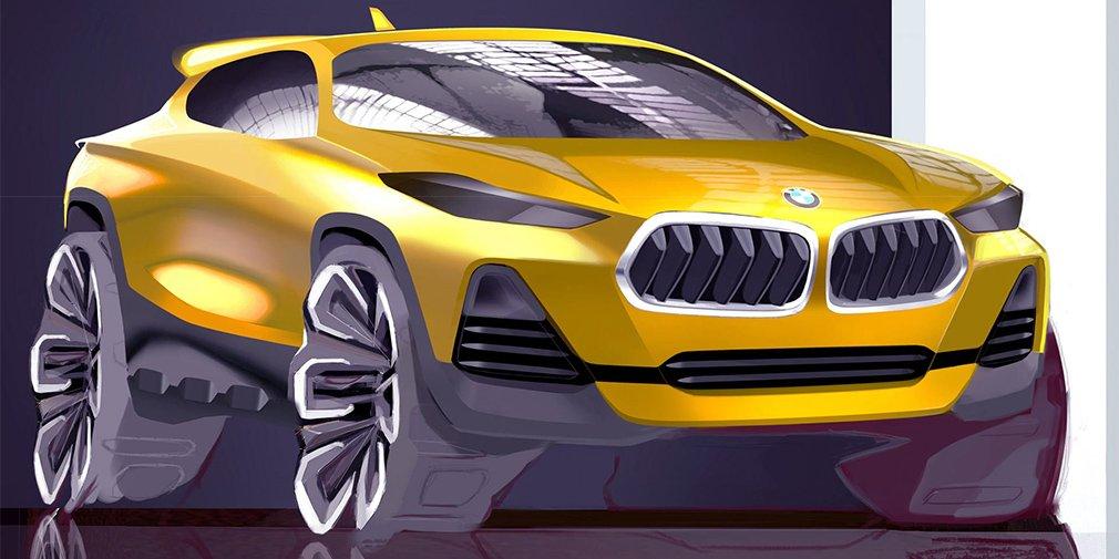 BMW выпустит свой самый маленький кроссовер 1
