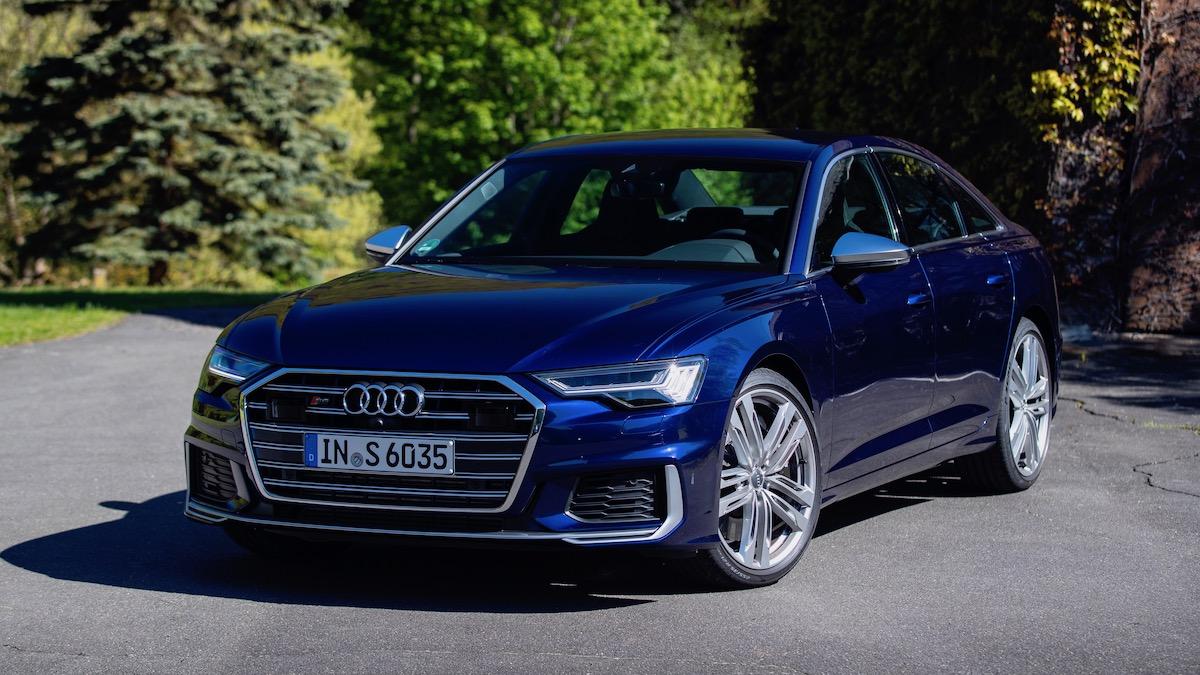 Бензиновый Audi S6 лишился V8 1