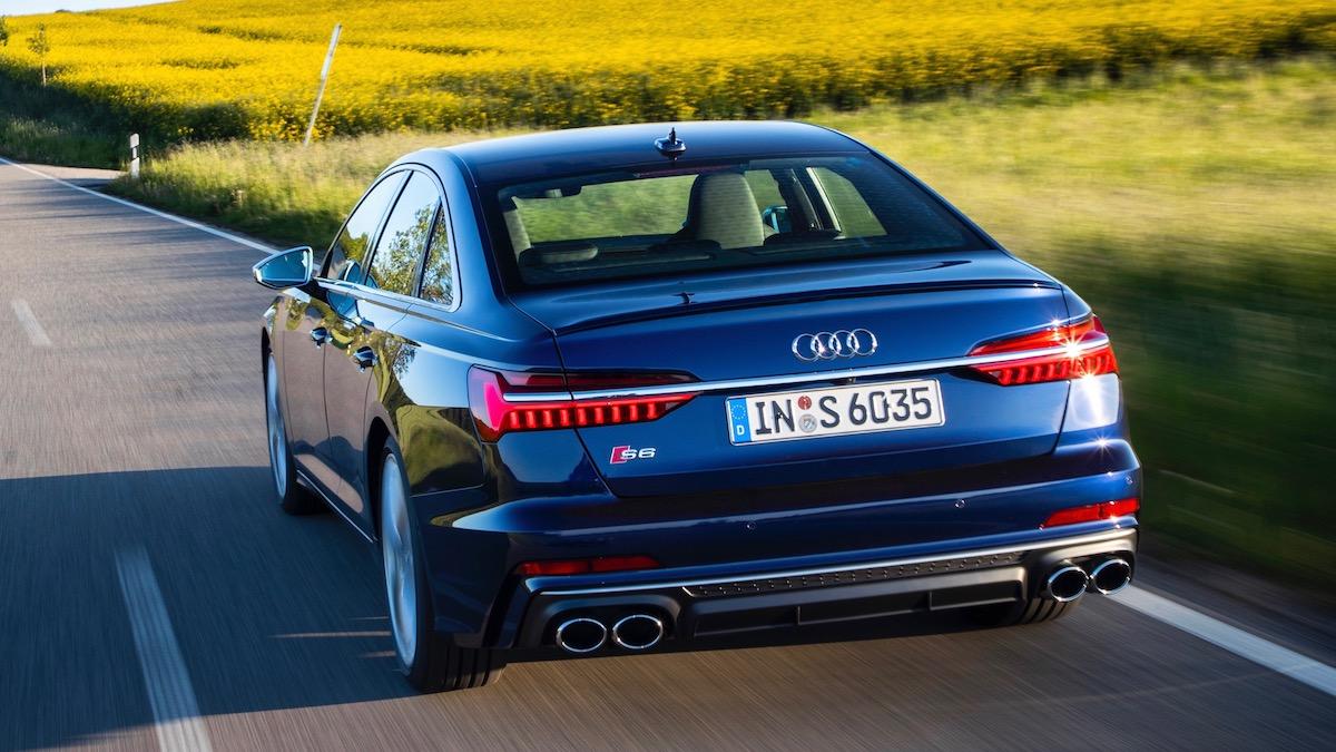 Бензиновый Audi S6 лишился V8 2