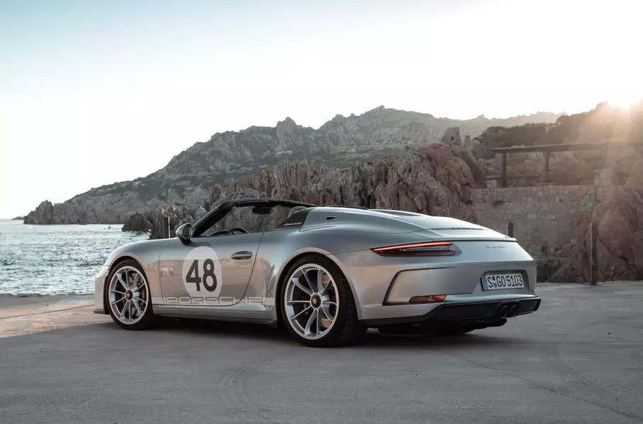 Porsche собирается выпустить серию винтажных 911-х 1