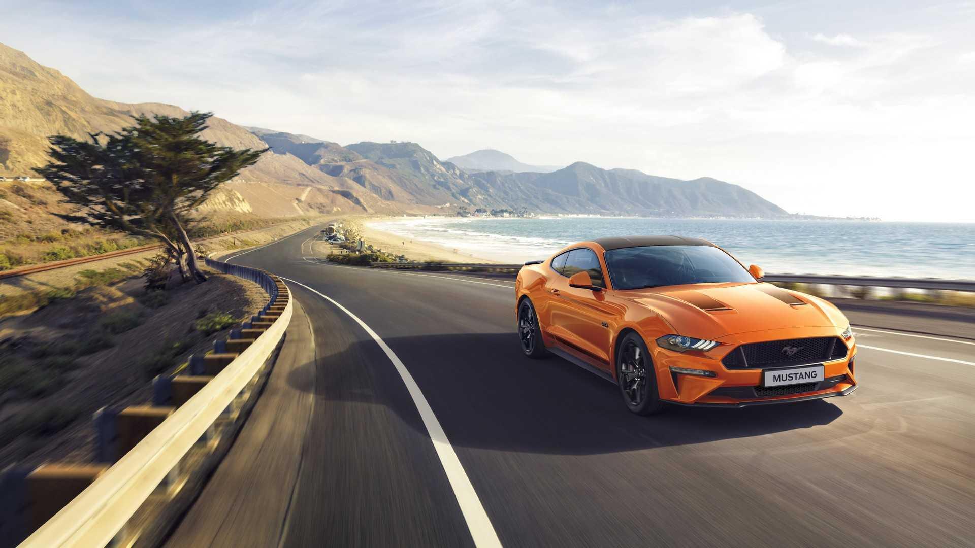 Ford поздравит европейцев с юбилеем «Мустанга» 1