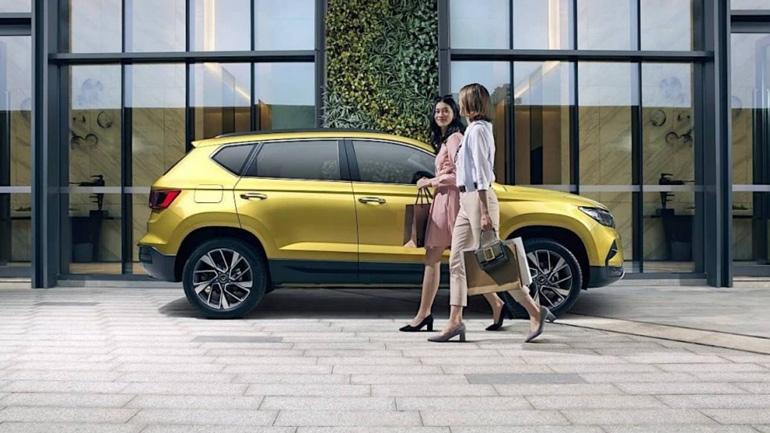 В продаже появился первый компактный кроссовер бренда Volkswagen 2