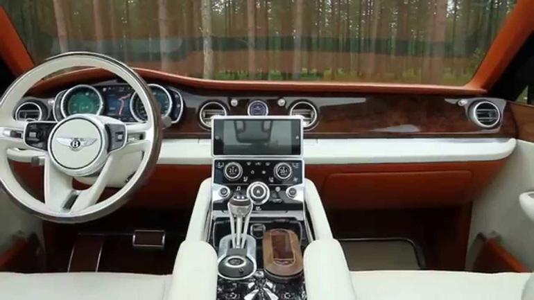 Bentley отказалась от планов создания второго внедорожника 1