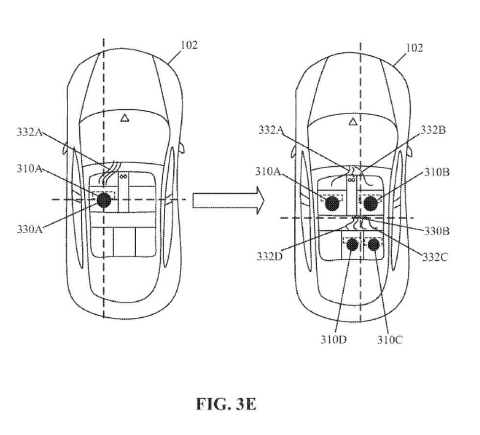 Tesla подала патентную заявку на систему персонализации пассажиров 4