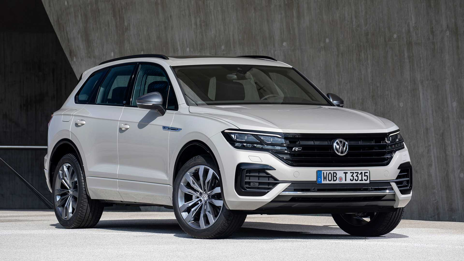 Выпущен миллионный Volkswagen Touareg 1