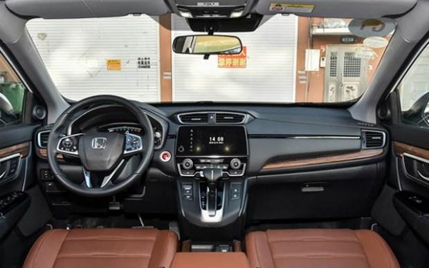 Новый Honda CR-V опять показал ажиотажный спрос 2