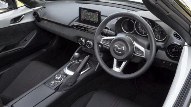 Mazda MX-5 получила дизайнерские пакеты тюнинга 2