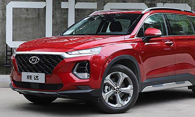 Обновленный Hyundai Tucson 2020 позаимствовал дизайн у Santa Fe 1