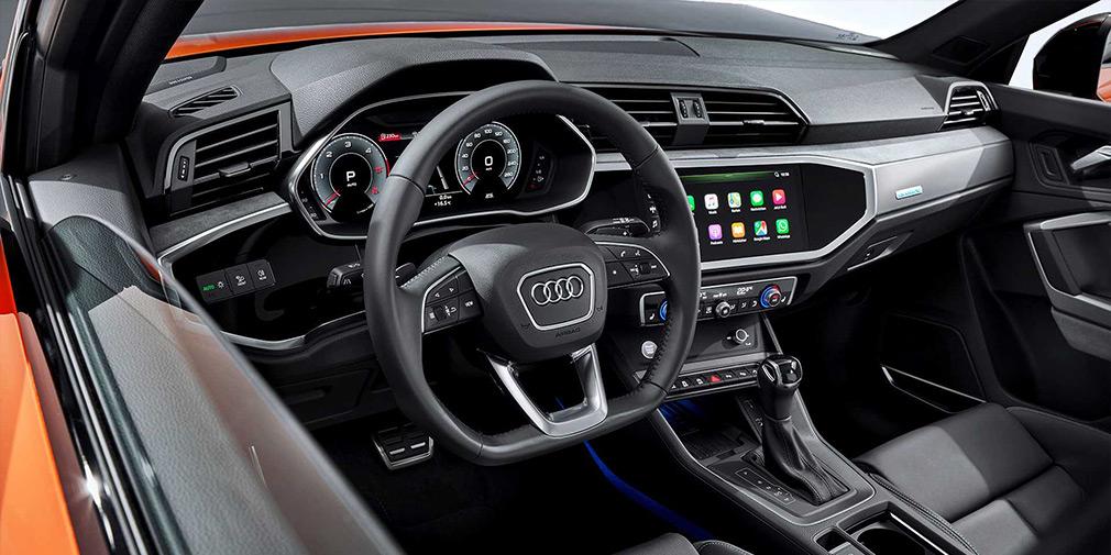 Audi представила новый кроссовер Q3 Sportback 3