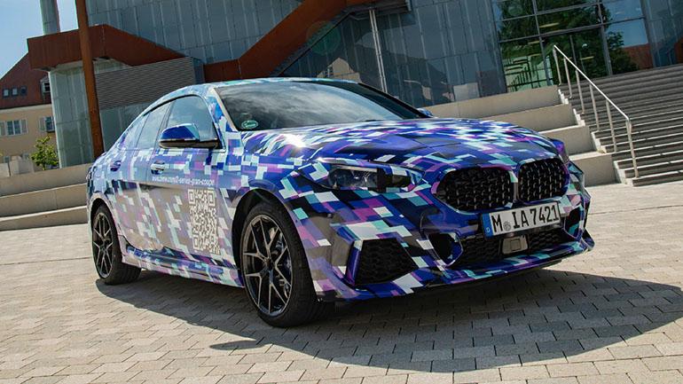 BMW 2-Series Gran Coupe дебютирует на автосалоне в Лос-Анджелесе 1