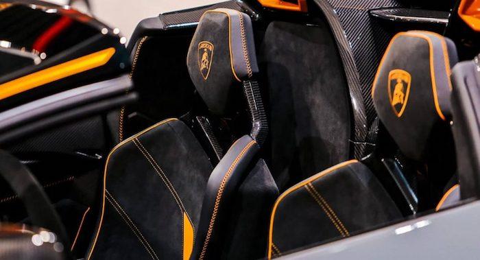 Родстер Lamborghini Centenario продают за 4 миллиона долларов 2