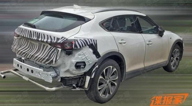 Mazda CX-4 получит прежние атмосферники 1