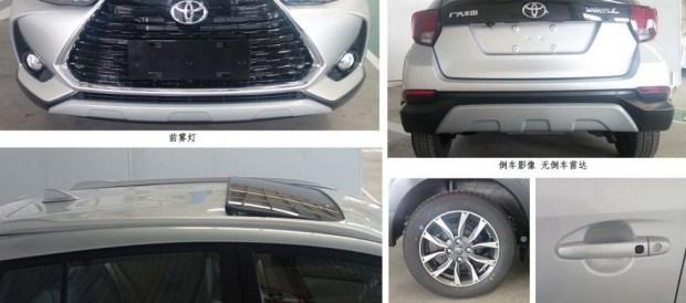 Бюджетный хэтч Toyota после рестайлинга превратился в «типа кроссовер» 1