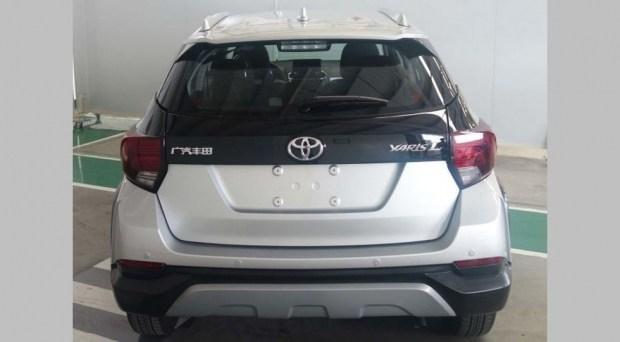 Бюджетный хэтч Toyota после рестайлинга превратился в «типа кроссовер» 2