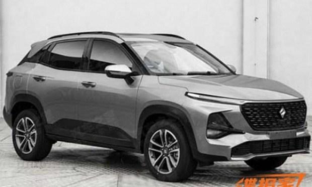 Новый бюджетный кроссовер Baojun RS-3 готов к дебюту 1