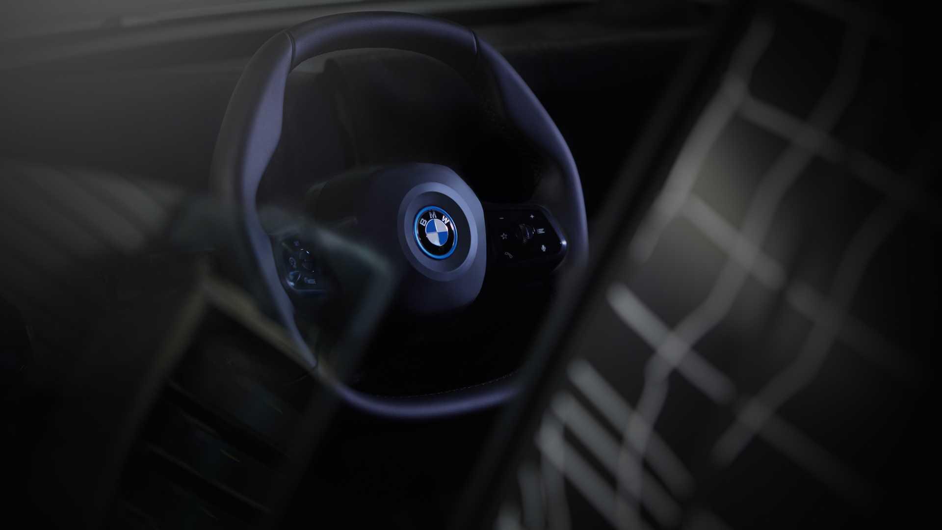 Компания BMW изобрела новый руль 1