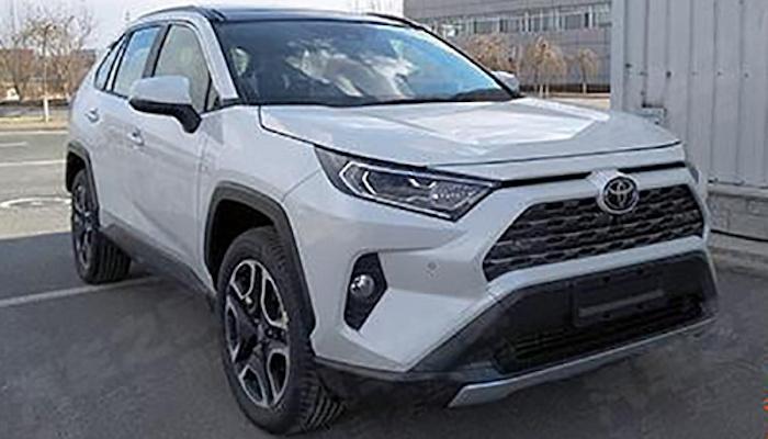 Новый Toyota RAV4 выйдет в продажу осенью 1