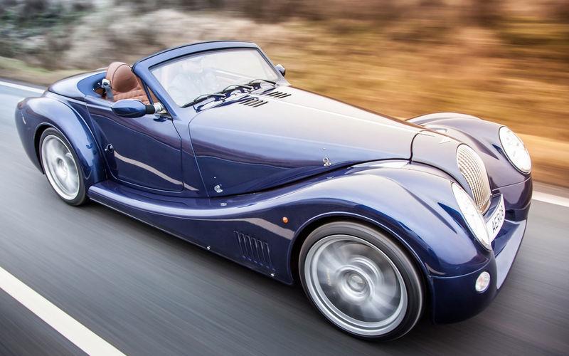 8 любимых автомобилей безумной телезвезды Ричарда Хаммонда 7